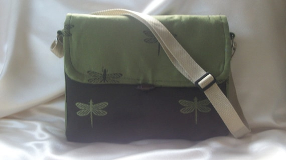 Dragonfly Netbook Carry Bag