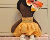 elise doll pdf sewing e-pattern and tutorial