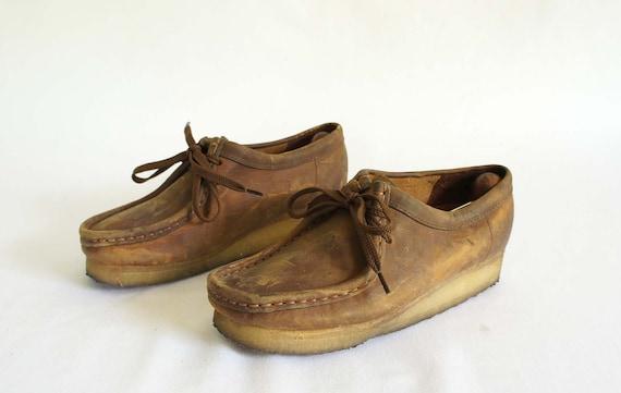 Vintage Clarks Shoes 121