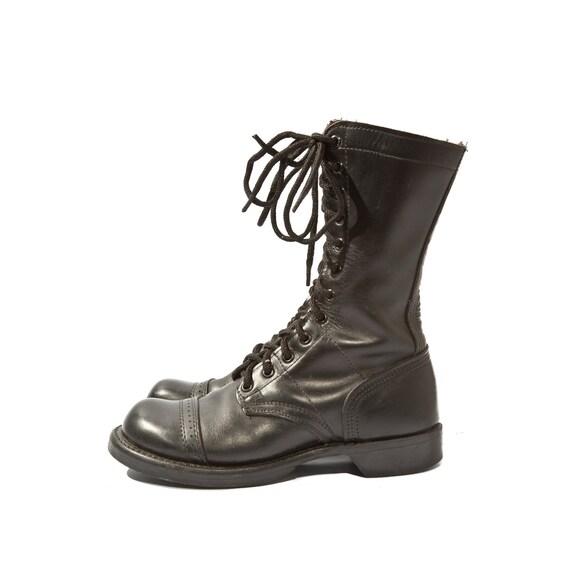 s vintage corcoran jump boots combat by shopndg