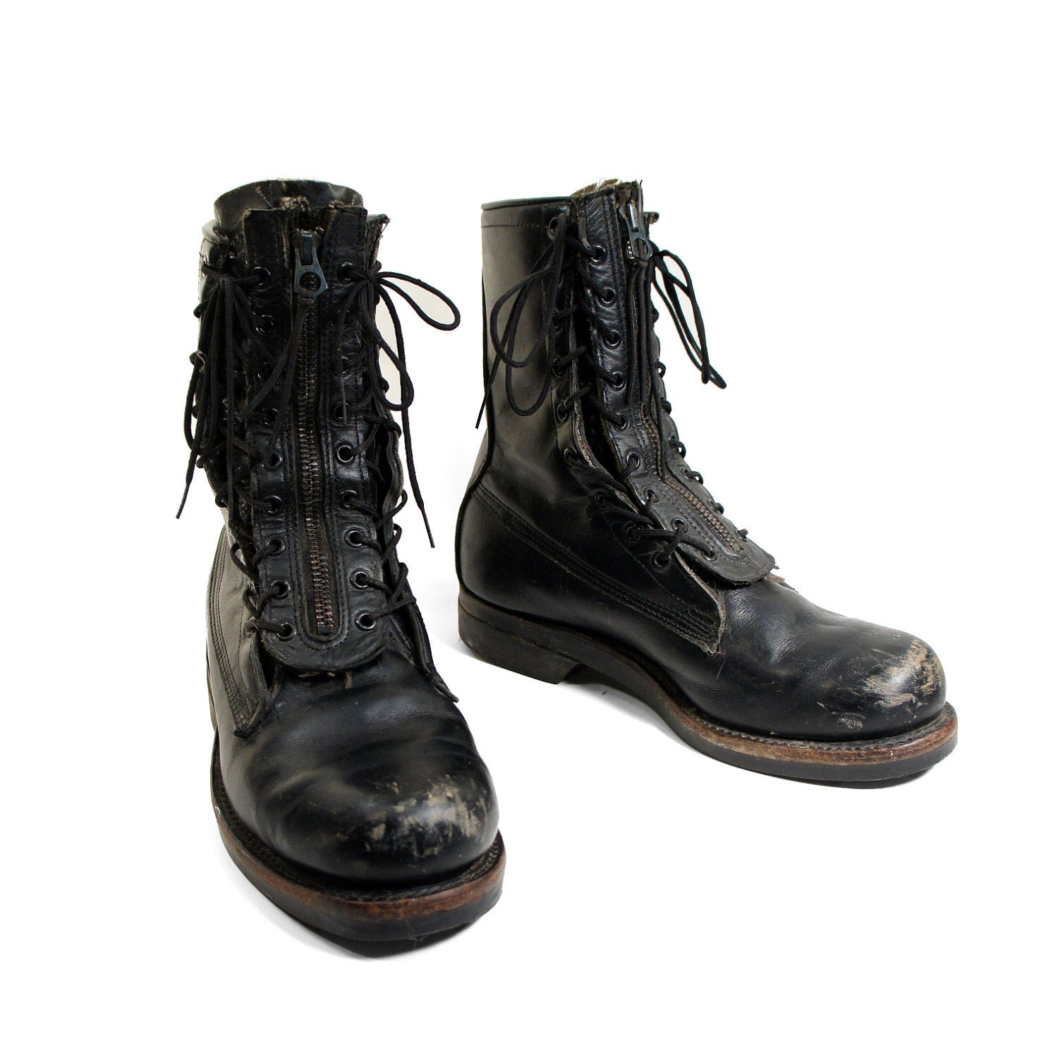 Perfect Leather Combat Boots That Come In Both Brown And Black 3 Corley Combat Boots, $7697 At Stevemaddencom  Brown Lace Ups That Have A Broken In Look Perfect For Spring 2010s Tailored Grunge Look 4 Volatile Women Black Hole