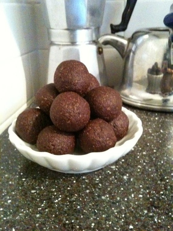 Coco-Choco RAW Truffles - Gluten Free