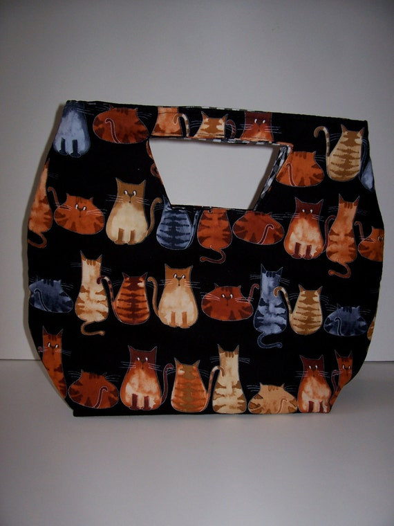 Adorable Kitties Insulated Lunch Tote