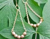 gold nugget earrings *sale*