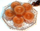 Tealight candles Pumpkin Spice scent 6 pack