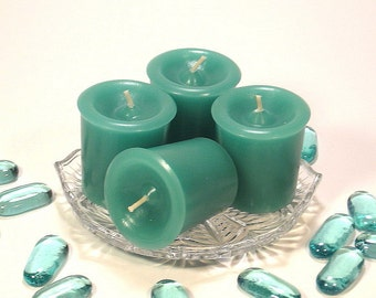 Votive candles Pears and Berries scent 4 pack