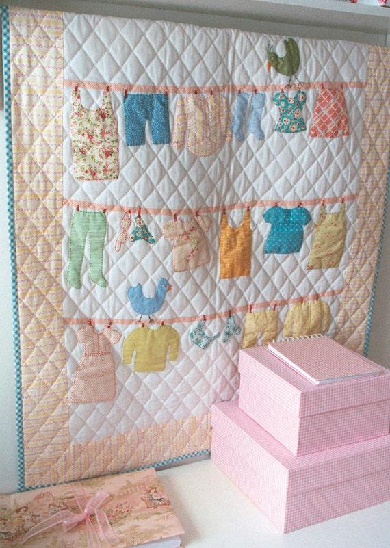 Wash Day quilt pattern