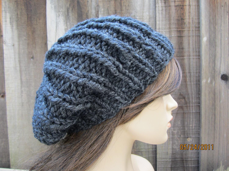 Ribbed Hat Knitting Pattern Free Patterns