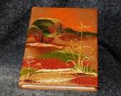 Big autumn Guest book, journal, notebook