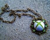 Xbox 360 Button Necklace