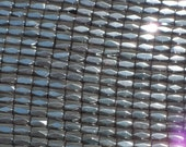 10 50pc. Strands of faceted Magnetic Hematite