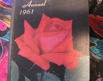 1961 American Rose Society number 46 Rose Annual