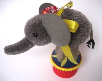Sweet Baby Circus Elephant