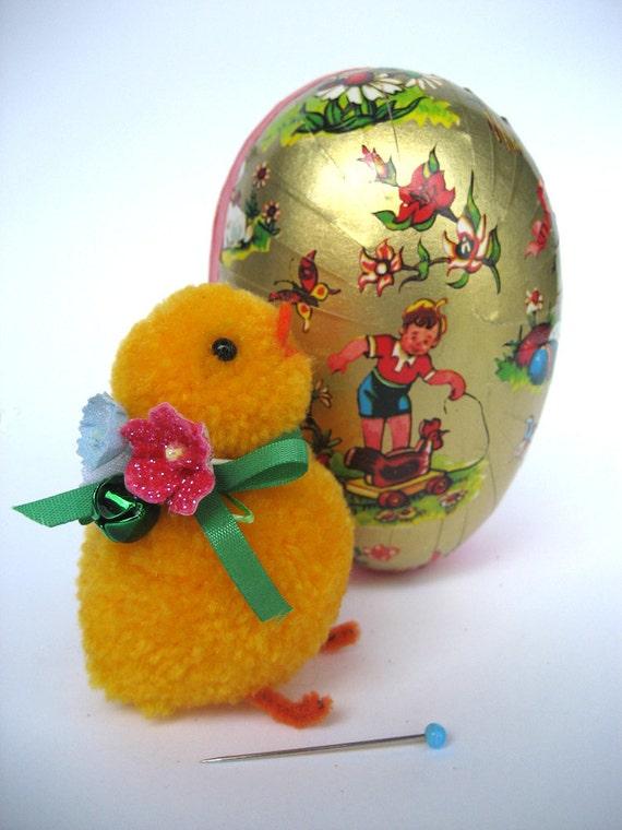 I live in a Golden Egg
