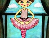 Candy Ballerina