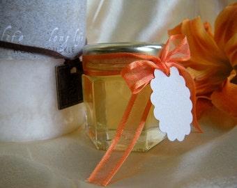 Customer Appreciation Gift Idea, Honey Jar, Gift Wrapped