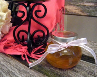 Edible Birthday Gift, Honey Jar, Christmas Gift