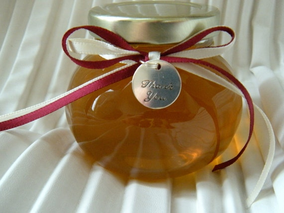 Holiday Gift, Tea Lover Gift, Natural Raw Honey, Christmas Gift,