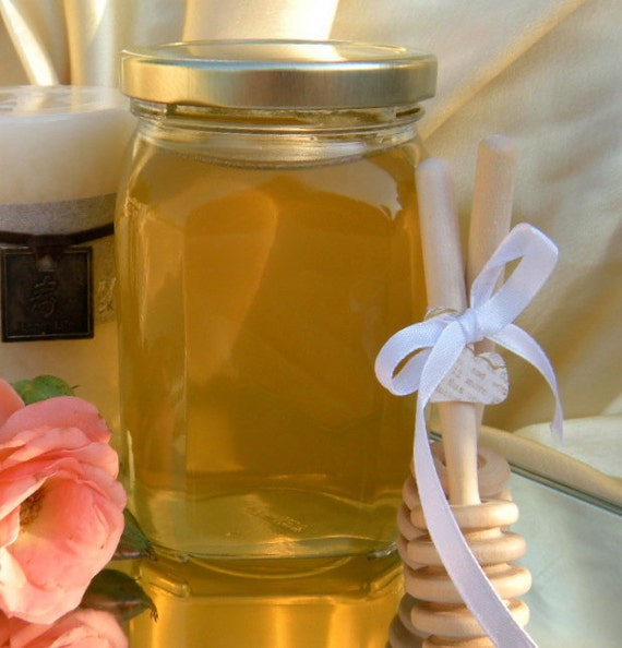 Raw Natural Honey, Christmas Edible Gift