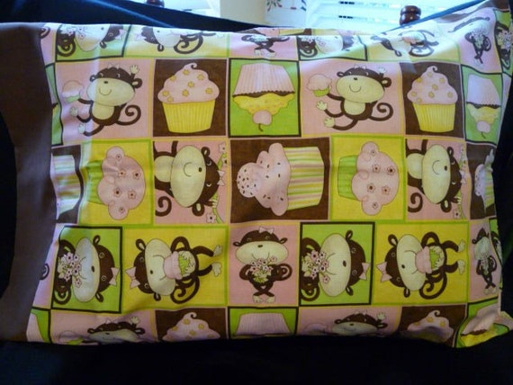 Happy Birthday Pillowcase and a small gift with purchase