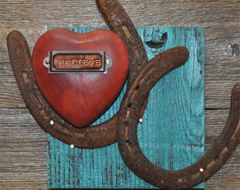 western home decor and gifts horseshoe western house warming gift cowboy 13092