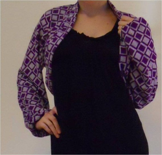 On SALE bEfore 42 Dollars Small size Bolero Shrug for women
