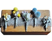 Natural Boutonnieres - Wedding - Groom - Groomsmen - Best Man - Father of the Bride - Father of the Groom