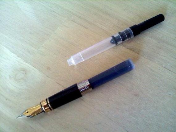 Pump Fountain Pen Ink Pump For Fountain Pens
