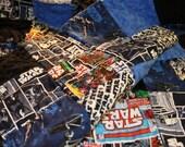 Star Wars Rag Quilt