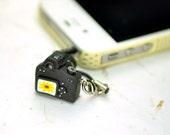 Canon 1000D DSLR Camera miniature Earphone Jack