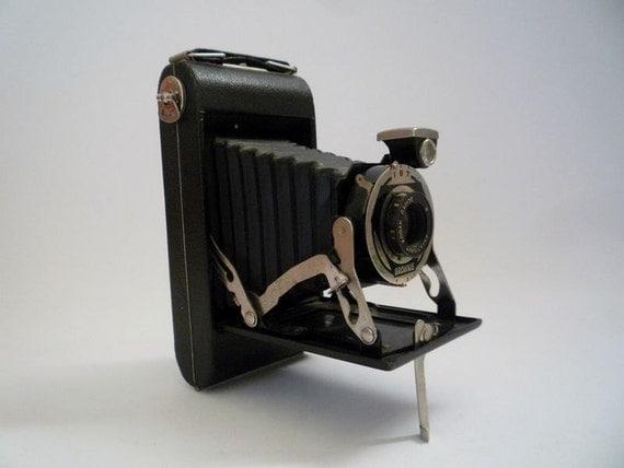 RESERVED - Antique Kodak Folding Camera
