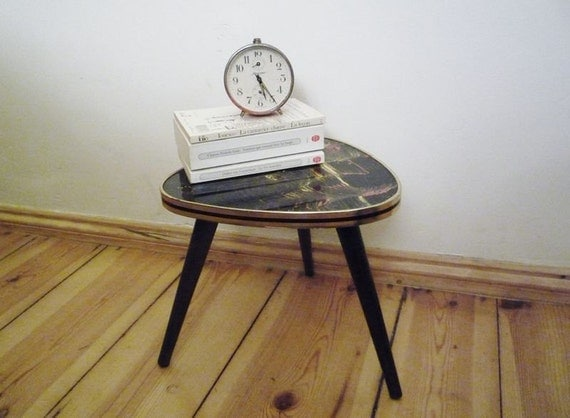 Mid Century Small Coffee Table