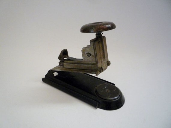 Antique Stapler