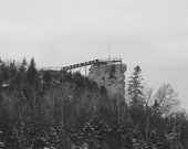 4x6 Fine Art Photograph of Castle Rock