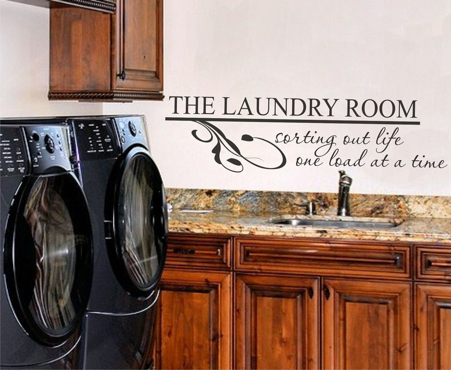 Laundry Room Vinyl Wall Art Laundry Room Vinyl Wall Art Vinyl Lettering Vinyl Decal