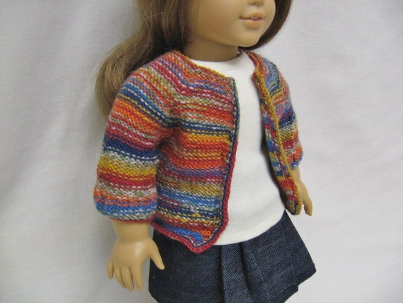 Coat of Many Colors Cardigan