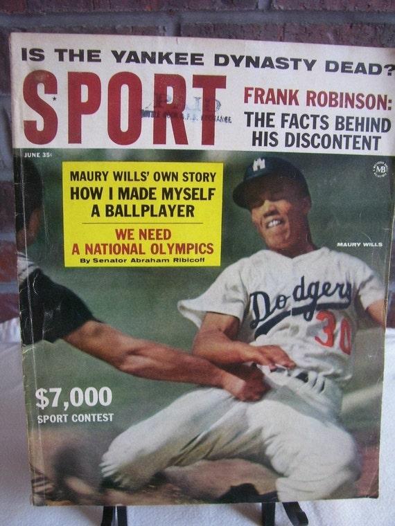 Sport Magazine - June 1963