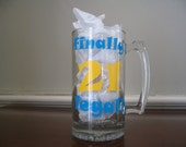 Finally 21 Beer Mug