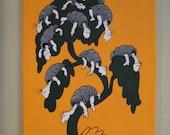 Ten Tired Turtles Painting - Dr. Seuss' ABCs
