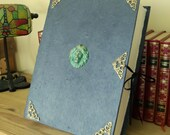 100% Charity donation - Very large Baroque Lion, hollow book - secret box - free shipping.
