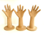 Mannequin Hand / Hand Form (Qty.1), Paper Mache - Art Supply, Photo Prop, and more