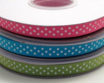 "3/8"" Spring Fling Ribbon Pack (3 yards of each ribbon)"