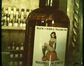 Marshamallow Pumpkin  Bath Oil 8oz by Black Phoenix Alchemy Lab and Trading Post