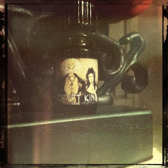 Crypt King without the coffin by Black Phoenix Alchemy Lab and Trading Post