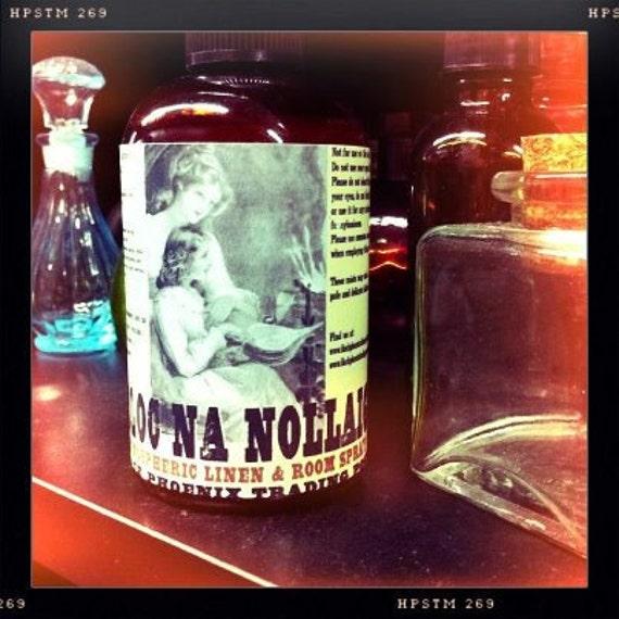 Bloc Na Nollaig - 4oz Room Spray: Black Phoenix Trading Post