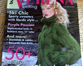 Burda Verena Magazine Winter 2009--  over 50 knitting patterns