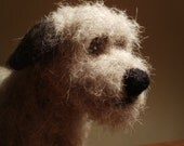 Any Custom Dog Sculpture of Your Little Loved One - Irish Wolfhound