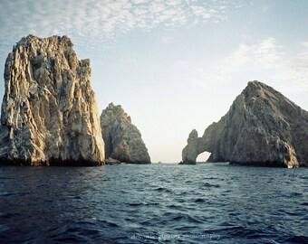 Mexico Photography - Sea of Cortez - Cabo San Lucas - 8x10 - Wall Art - Home Decor- Color Photography - Sea Scape - Fine Art Photography. .