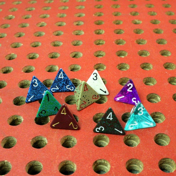3 Sided Dice