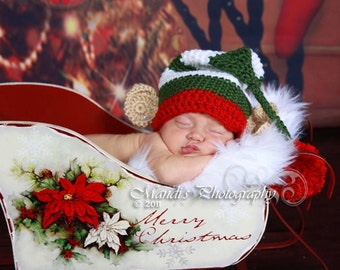 """Shop """"baby christmas stocking"""" in Clothing"""